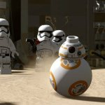 Lego Star Wars: The Force Awakens Leaks