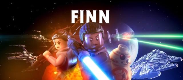 LEGO SW Finn Header