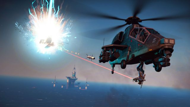 Just Cause 3 Bavarium Header