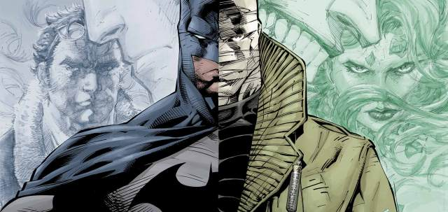 Batman Hush Header