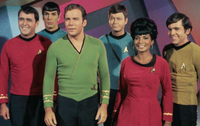 Star Trek OS