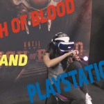Our First Impression | Playstation VR and Rush of Blood