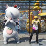 Final Fantasy XV's Moogle Chocobo Carnival Has Begun!