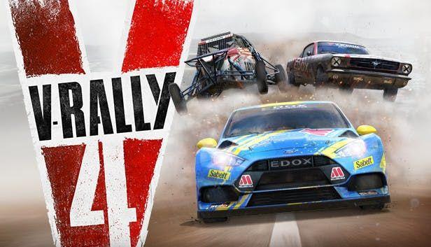 V-Rally 4 : La bande-annonce de lancement pour Nintendo Switch ...