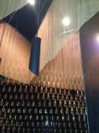 The Vault's unique decor