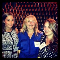 Consolidated's Kristine, Innovant's Hayley & Mohawk Group's Carlie in The Vault