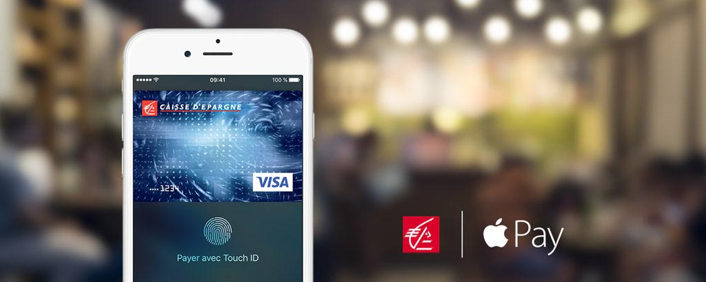 Consomac   Apple Pay bient    t au Cr    dit Agricole   Apple Pay Caisse     pargne