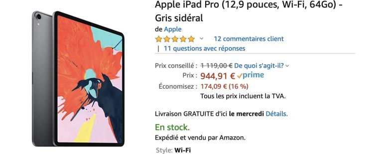 iPad Pro Amazon