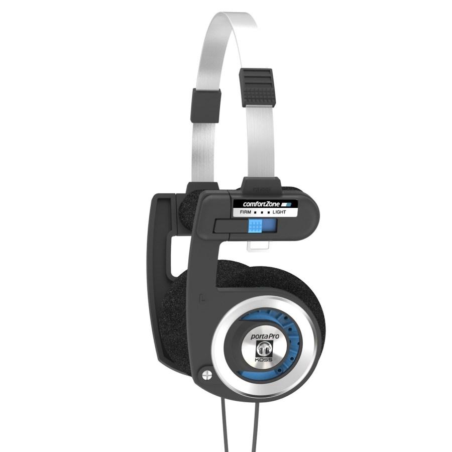 Ecouter de la musique est polluant - Koss Porta Pro