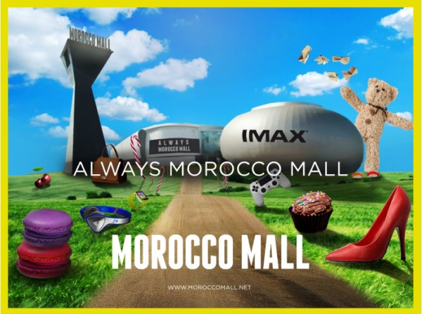 always morocco mall identite visuelle 6 juin 2016 Mode beaute