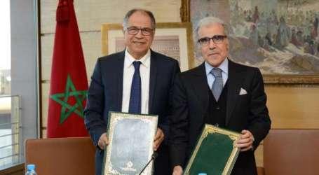 Contrôle bancaire: Jouahri et Guerraoui veulent coordonner leurs actions