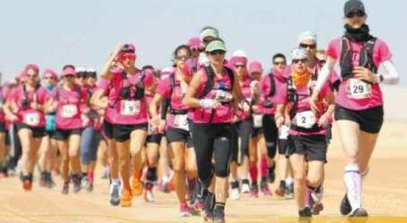 Sport et solidarité: Sahraouiya tient son sixième challenge!