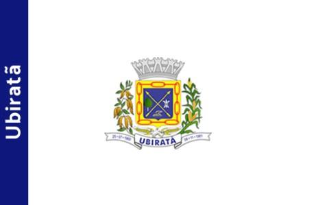 ubirata bandeira brasao cidade parana