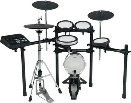 Best Electronic Drum Set Reviews  The 2018 Beginner s Guide  Yamaha DTX720K Electronic Drum Set