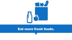 Home Remedy for Dementia - Eat fresh foods