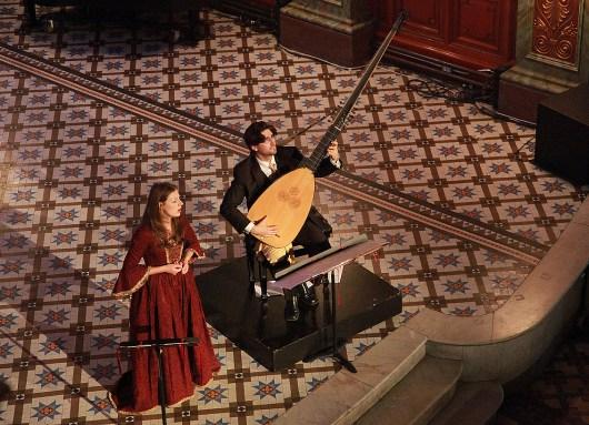Concert Amanti, io vi sò dire - 2010