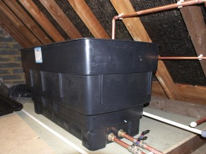 Flooding damage claims - Attic tanks & burst pipes
