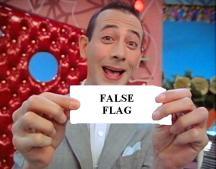PEE WEE FALSE FLAG