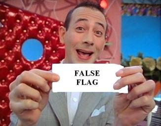 PEE WEE FALSE FLAG