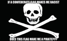 Pirate Flag Racist