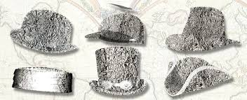 tin foil hat collection
