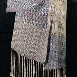 SBS-56 Rendezvous silk scarf
