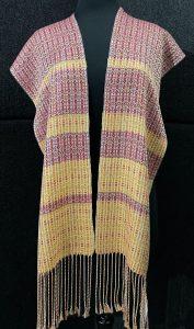 Luxurious reversible silk scarf – Velvet Opera