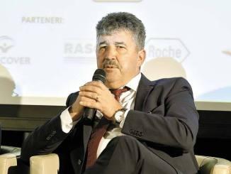 Ioan Nani, directorul general al producătorului de medicamente Antibiotice din Iaşi