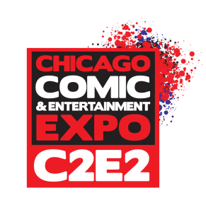 We are heading to C2E2! The festivities begin 4/24 at 11:00.