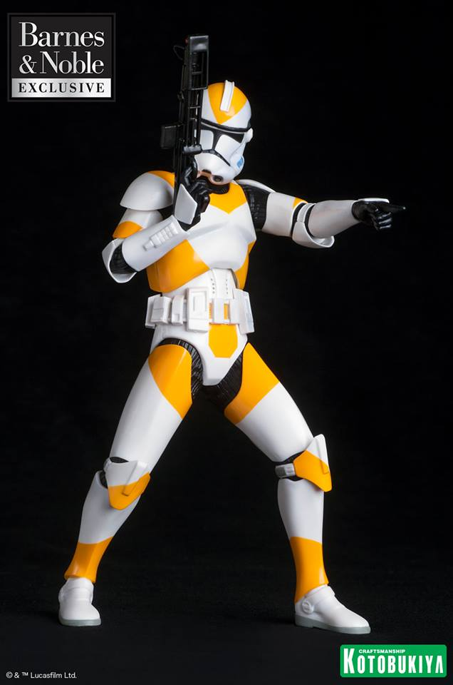 Barns-and-Noble-Exclusvie-Kotobukiya-Star-Wars-Utapau-Clone-Trooper-ARTFX-statue-016