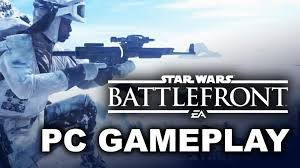 Battlefront PC Gameplay