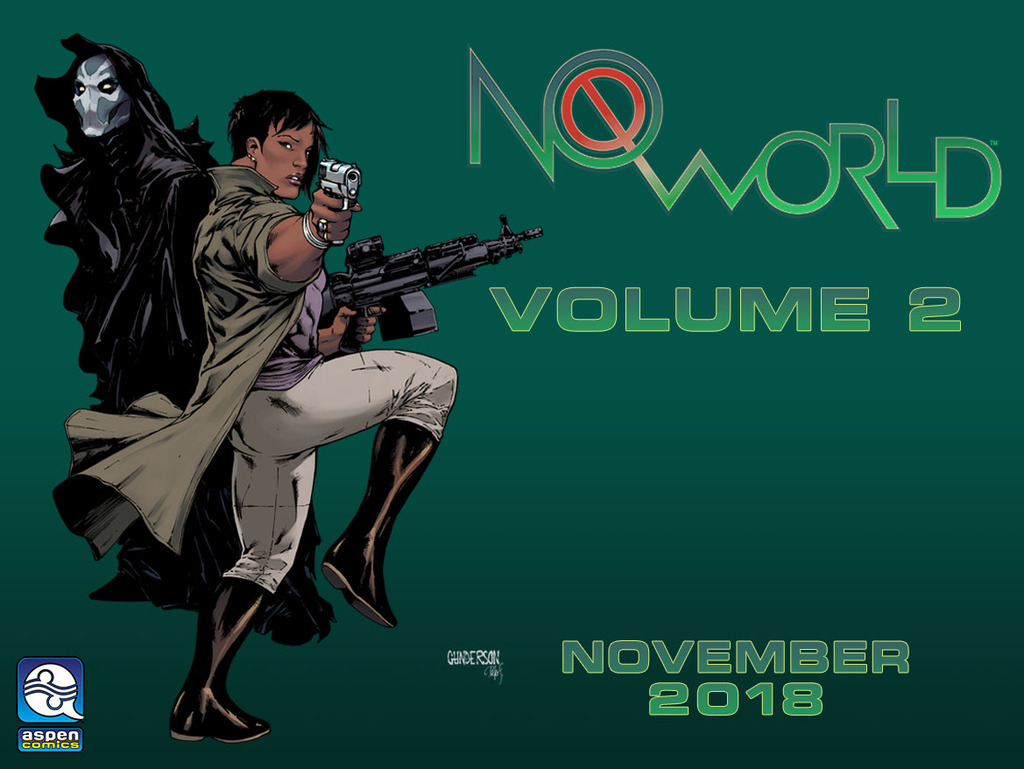 No World Vol. 2 2018