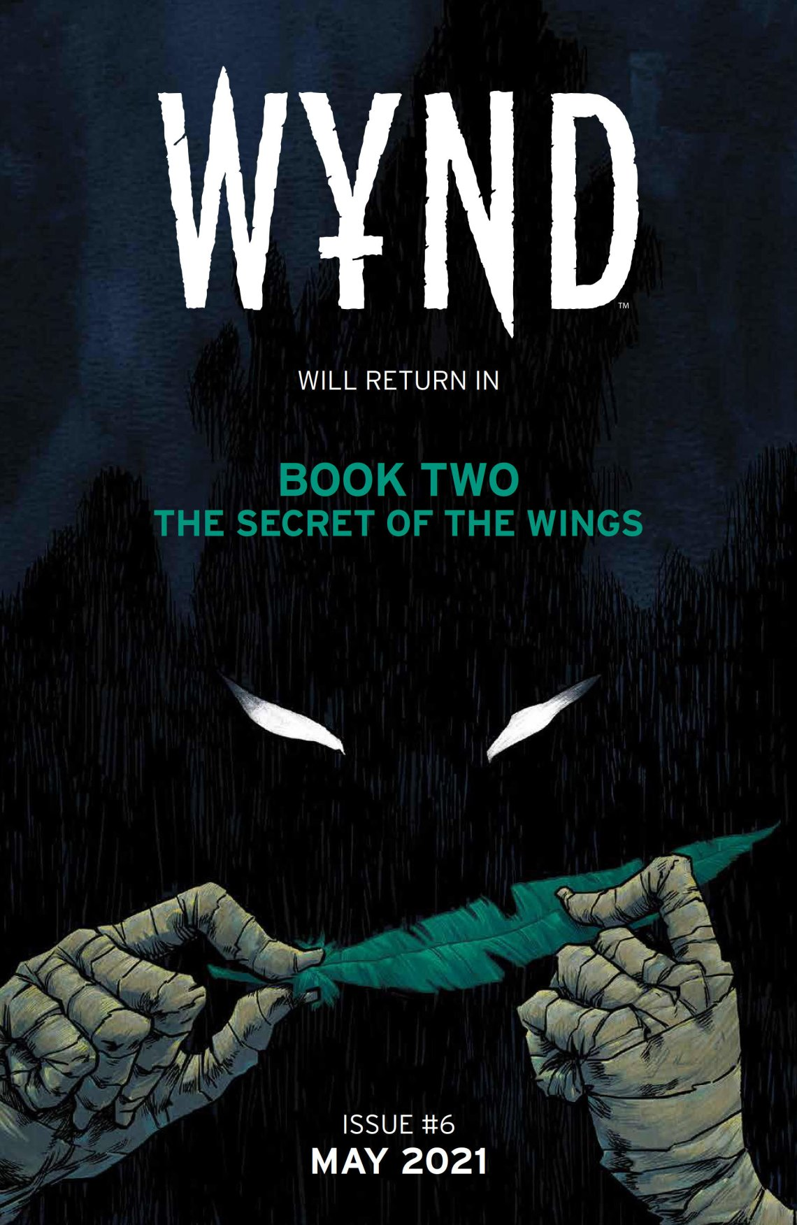 Wynd Book 2 The Secret of the Wings