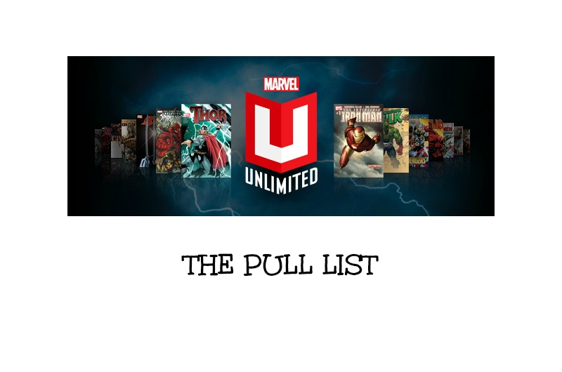 The Pull List Marvel Unlimited