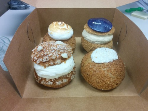 Beta5 Cream Puffs