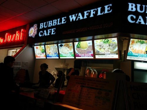Bubble Waffle Cafe Royal Centre
