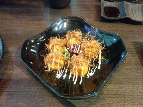 Charcoal Sushi