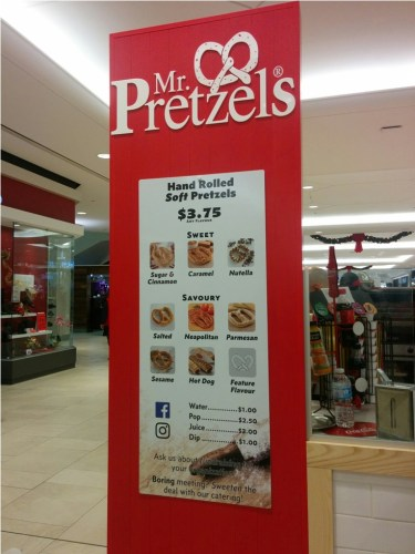 ccb1b40e20 Mr. Pretzels-Richmond Centre - Constant Cravings