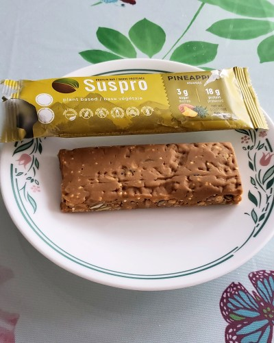 Suspro Protein Bars-Pineapple