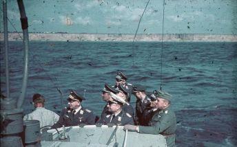 1941, litoralul prin lentila unui ofiter german de propaganda. Horst Grund (1915-2001) 13