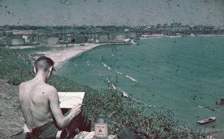 1941, litoralul prin lentila unui ofiter german de propaganda. Horst Grund (1915-2001) 8