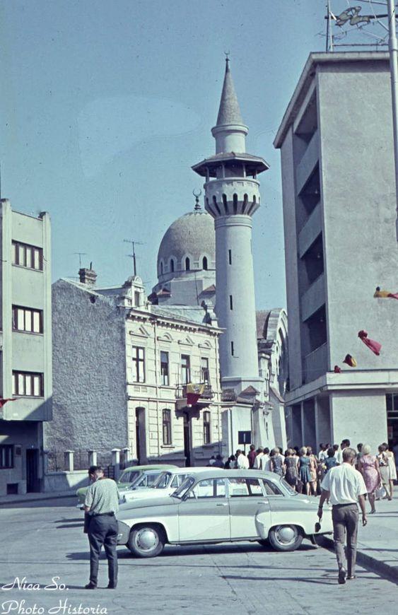 Piata Ovidiu in 1967