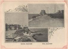 Vechiul bulevard - Noul bulevard