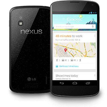 Google Nexus 4 en stock en Allemagne, bientôt en France ? | Le blog de Constantin