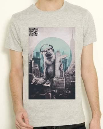 T-shirt QR Empire