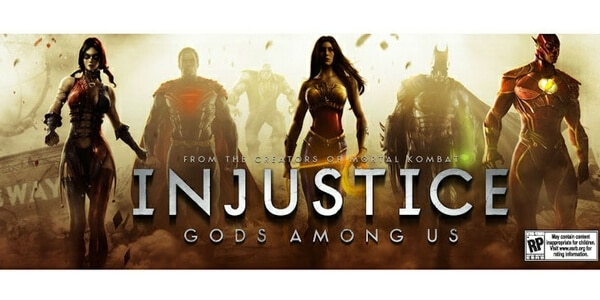 [Preview] Injustice: Gods Among Us | Le blog de Constantin