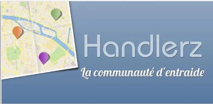 Handlerz - Une communauté d'entraide dans votre smartphone ! | Le blog de Constantin