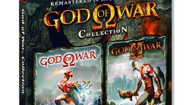 [Avis] God of War Collection | Le blog de Constantin