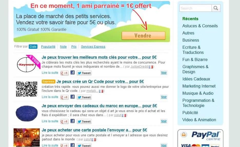 Sinq.fr - La mini communauté d'entraide | Le blog de Constantin