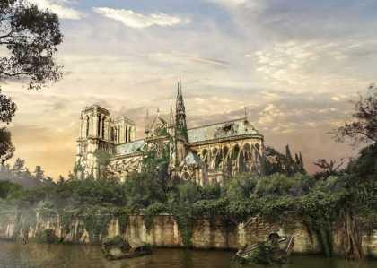 Comment serait Paris dans The Last of Us ? | Le blog de Constantin image 6